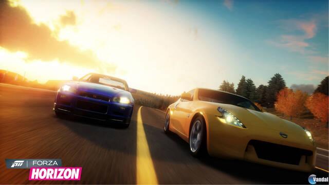 Nuevas imágenes de Forza Horizon