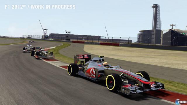 Codemasters adelanta el circuito de Austin en F1 2012