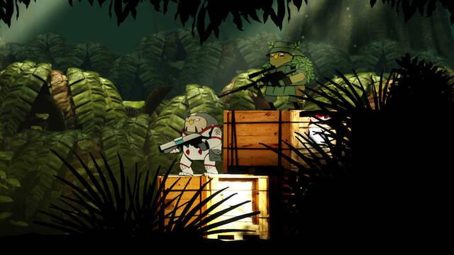 Rocketbirds: Hardboiled Chicken llegará a PS Vita a principios de 2013