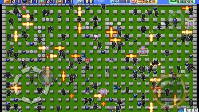 Anunciado One Hundred Person Battle Bomberman para iPhone y Android