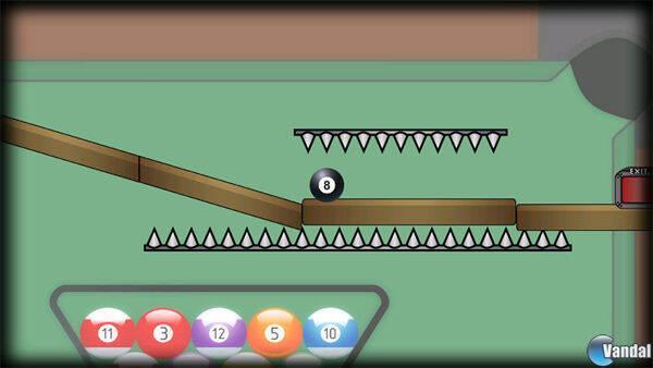 La española Axouxere Games debuta en Android con Trap Ball Edición Billar