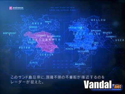 Nuevas imágenes de Ace Combat 5: The Unsung War