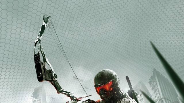 Crysis 3 se deja ver en nuevas imágenes