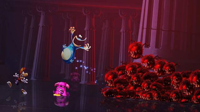 Nuevas imágenes de Rayman Legends