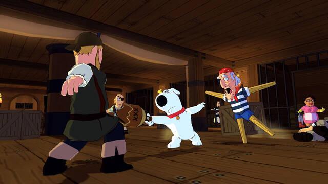 Nuevas imágenes de Family Guy: Back to the Multiverse