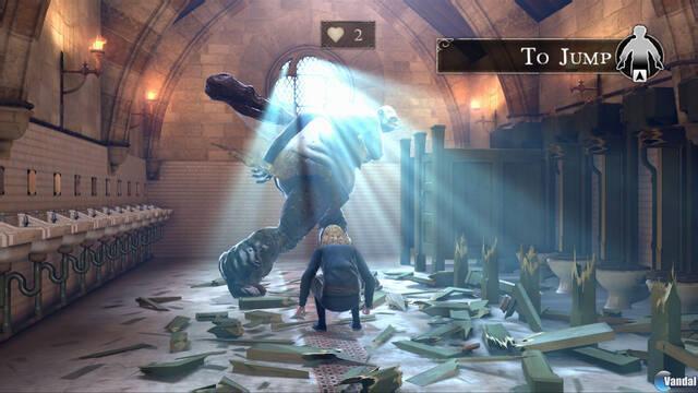 Se anuncia Harry Potter para Kinect