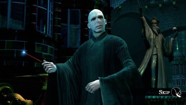 Ya está disponible la demo de Harry Potter para Kinect