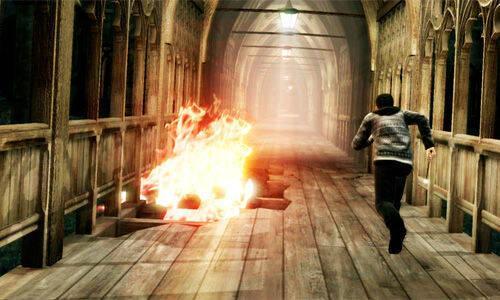 Nuevas imágenes de Harry Potter para Kinect