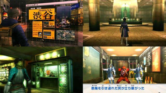 Shin Megami Tensei IV ofrece nuevas imágenes