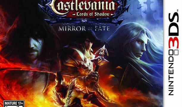 Norteamérica ya tiene portada para Castlevania: Lords of Shadow - Mirror of Fate
