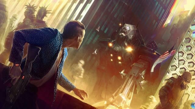 Cyberpunk es el nuevo juego de CD Projekt