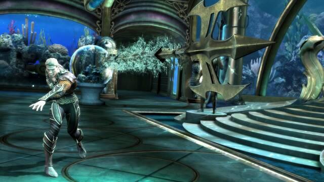 Aquaman se suma a Injustice: Gods Among Us