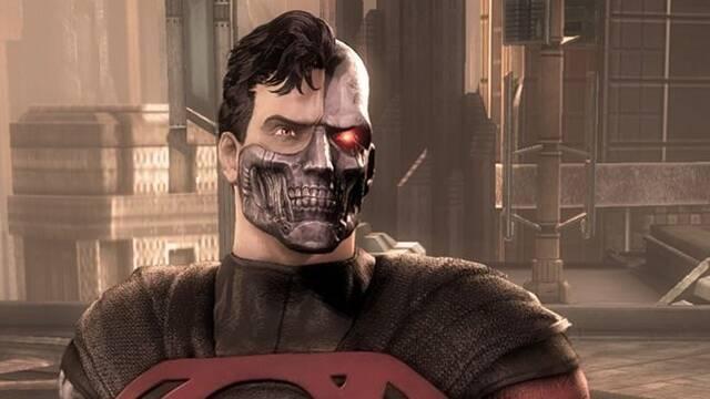 Cyborg Superman será el próximo traje descargable de Injustice: Gods Among Us