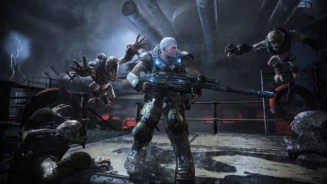 Un nuevo mapa gratis para Gears of War: Judgment