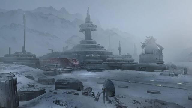 Más ilustraciones del cancelado Star Wars 1313