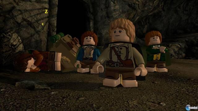 Nuevas imágenes de LEGO El Señor de los Anillos