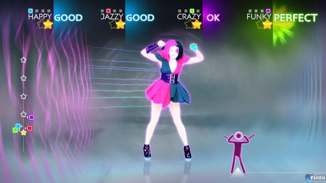 Ubisoft presenta Just Dance 4 en vídeo