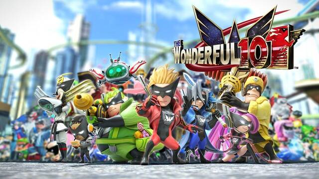 The Wonderful 101 Remastered confirma su lanzamiento.