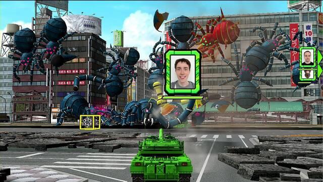 Tank! Tank! Tank! se presenta en nuevas imágenes