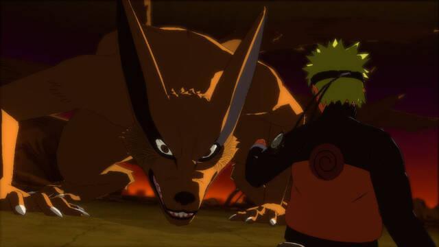 Nuevas imágenes de Naruto Shippuden: Ultimate Ninja Storm 3