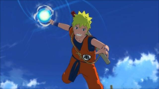 Naruto nos muestra su lado más Goku