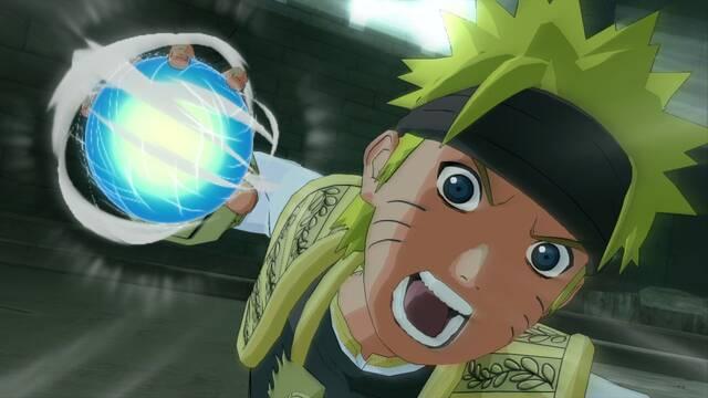 Naruto se viste de torero en Naruto Shippuden: Ultimate Ninja Storm 3