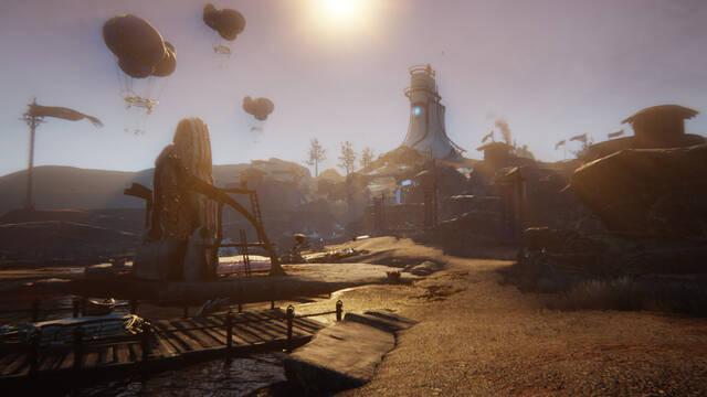 Warframe estrena hoy su expansión Plains of Eidolon