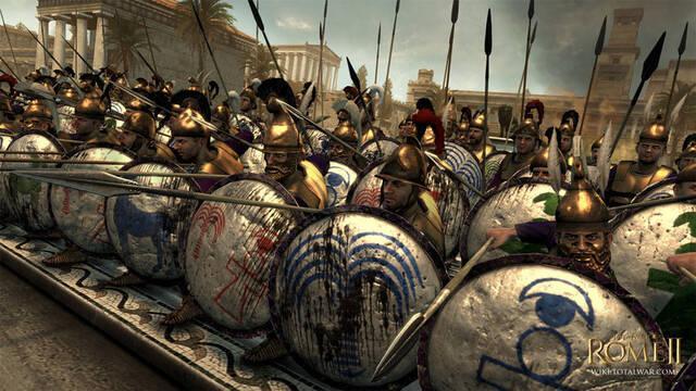Desvelada la facción de Cartago de Total War: Rome II