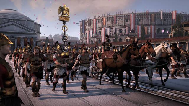 Total War: Rome II nos trae nuevas pantallas