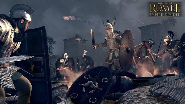 Total War: Rome II recibirá una nueva campaña el 30 de noviembre