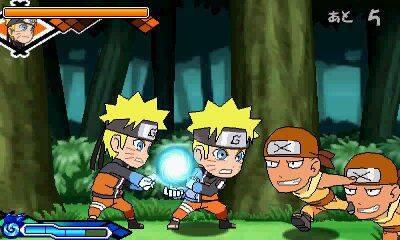 Naruto SD: Powerful Shippuden saldrá de Japón