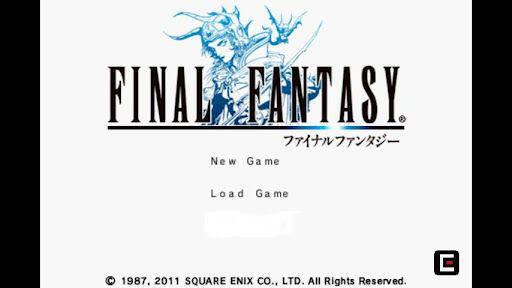 Final Fantasy llega a Android