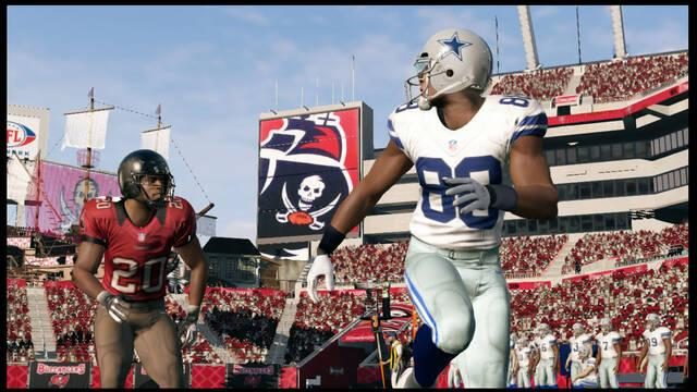 Primeras imágenes de Madden NFL 13 para Wii U