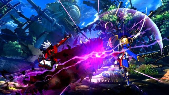 BlazBlue: Chrono Phantasma Extend para PS Vita no tendrá juego cruzado con otras plataformas