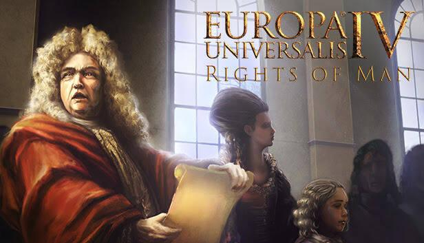 Europa Universalis IV anuncia su expansión 'Rights of Man'