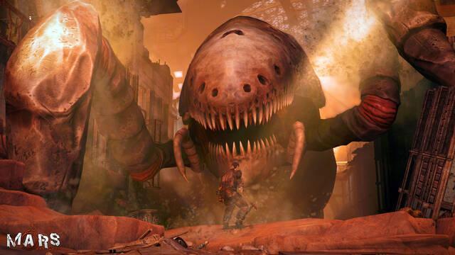 Mars: War Logs se muestra en nuevas imágenes