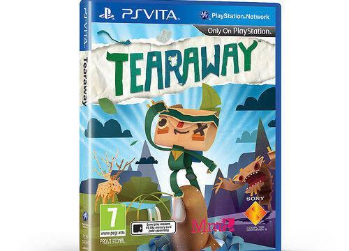 Tearaway se estrenará el 24 de octubre