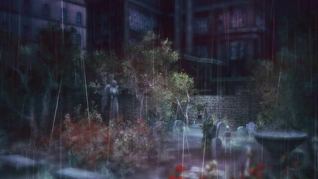 El mundo invisible de Rain se muestra en un nuevo tráiler