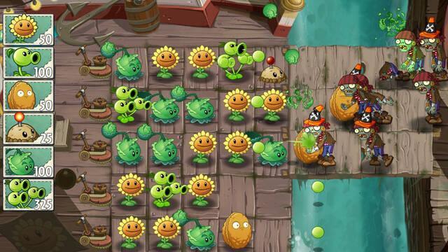 Así se trabaja en Plants vs. Zombies 2