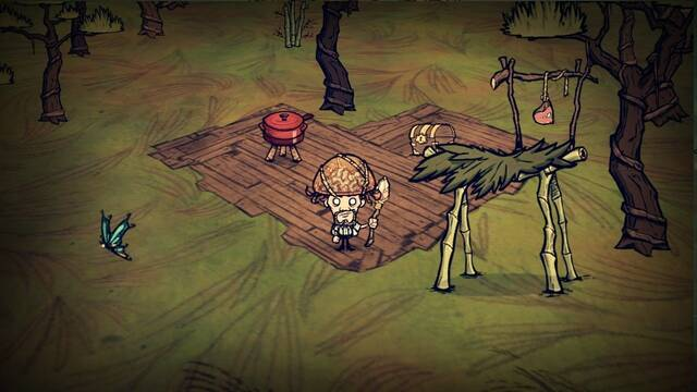 Klei Entertainment valora lanzar Don't Starve en Nintendo Switch