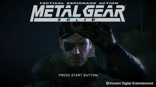 Metal Gear Solid V tendrá una misión exclusiva para consolas PlayStation