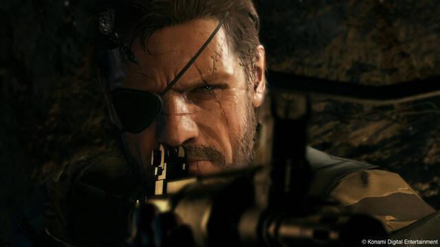 La escena del desarme nuclear de Metal Gear Solid V se activó en consolas