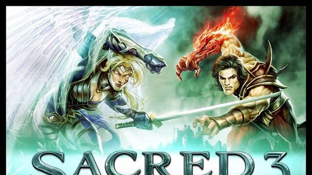 Sacred 3 se pondrá a la venta este verano