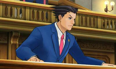 Nuevas imágenes de Ace Attorney 5