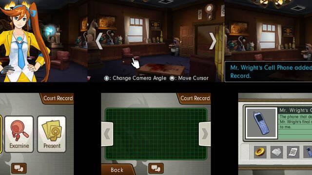 Más imágenes y vídeos de Phoenix Wright: Ace Attorney - Dual Destinies