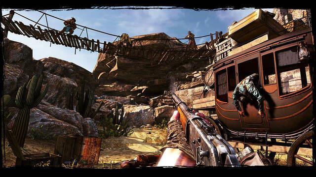 Call of Juarez: Gunslinger se muestra en vídeo e imágenes