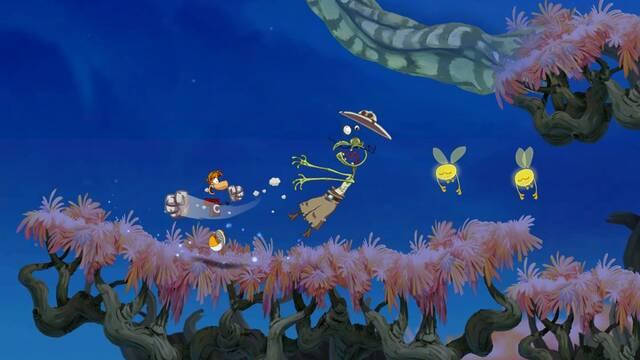 Nuevas imágenes para Rayman Jungle