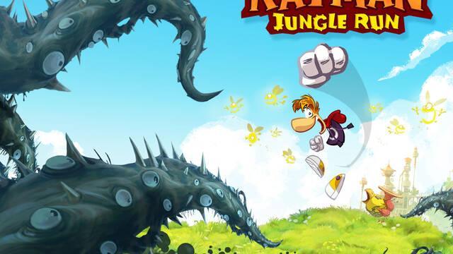 Rayman Jungle Run se deja ver en sus primeras imágenes