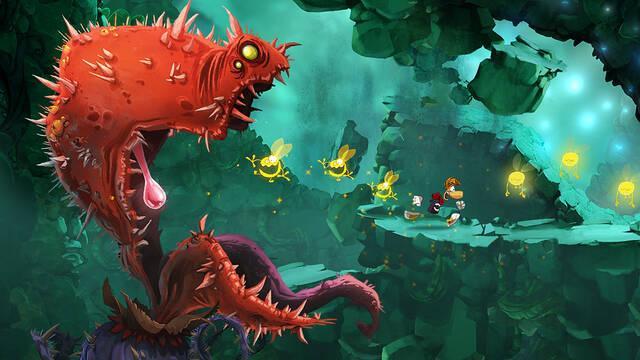 Rayman Jungle Run se actualiza en iOS y Android
