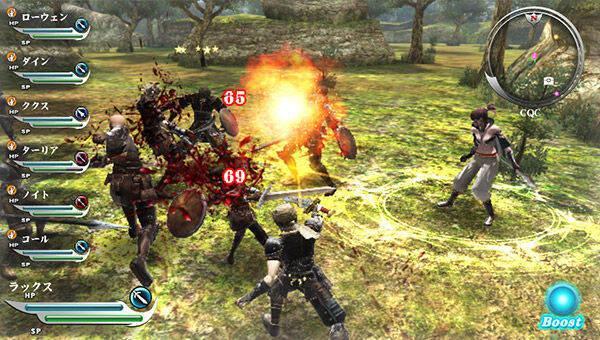 Valhalla Knights 3 se muestra al público